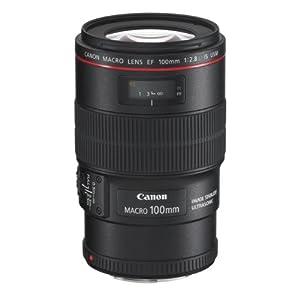 Canon EFレンズ EF100mm F2.8L マクロ IS USM マクロレンズ