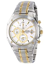 Pulsar Men's PF3960 Chronograph Silver Dial Watch