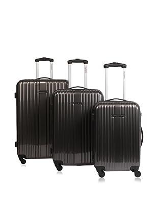MURANO Set de 3 trolleys rígidos NEW BLC