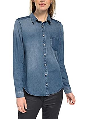 Esprit Camicia Donna 085ee1f041 - aus Jeans