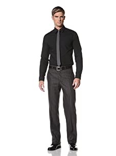 Hermès Men's Pant (Gray Stripe)