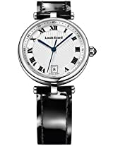 Louis Erard Analog Silver Dial Women Watch - 11810AA01.BDCB2