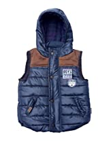 Gron Stockholm Boys' Jacket (GW-0219_Grey_9-10 Years)