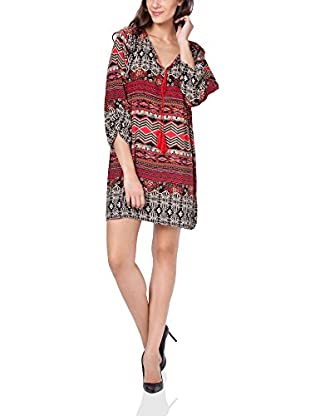 Tantra Abito Ethnic Print dress