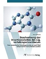 Beschreibung Der Insertionsstellen Des Lig. Vertebropericardiacum