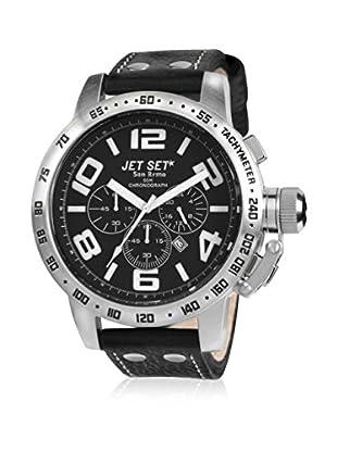 Jet Set Uhr mit japanischem Quarzuhrwerk Woman J57501-217 39.00 mm