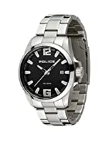 Police Analogue Black Dial Men's Watch - PL14014JS02MJ