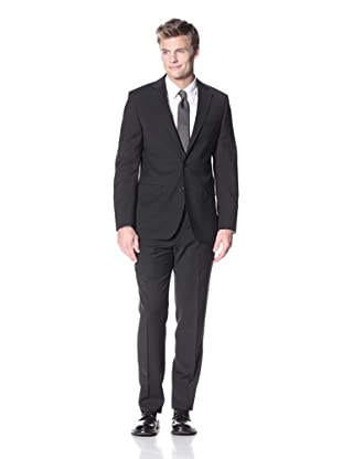 Simon Spurr Men's Suit (Black)