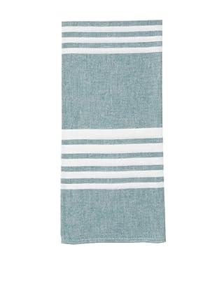 Nine Space Bali Kitchen Towel, Emerald