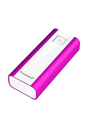 Powerseed Usb-Ladegerät PS-4800 mAh - Executive Pro rosa