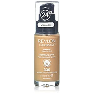 Revlon Colorstay Makeup , Normal/Dry Skin, Natural Tan 330, 1 Ounce