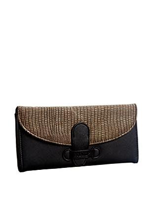 Bulaggi The Bag Monedero The Bag Womens 10287 Wallet (Negro)