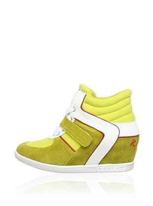 Replay Mädchen Sneaker Fleet (Gelb)