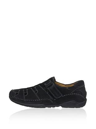 Fretz Men Zapatos Hamilton (Negro)