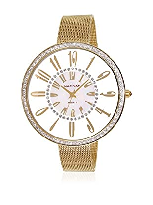 Naf Naf Quarzuhr Woman N10144G-101 44 mm
