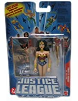 2004 WONDER WOMAN JUSTICE LEAGUE UNLIMITED 3.5 INCH FIGURE