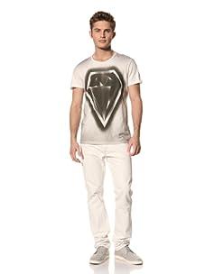 Rogue Men's Short Sleeved T-Shirt (Dark Grey)