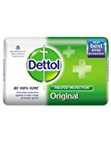Dettol Soap Value Pack, Original (3 Pieces x 125g) with Free Soap Worth Rs. 25