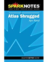 Spark Notes: Atlas Shrugged (Sparknotes Literature Guides)