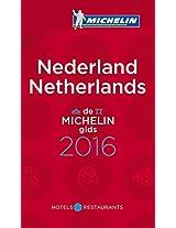 Nederland Netherlands 2016 (Hotel & Restaurant Guide)