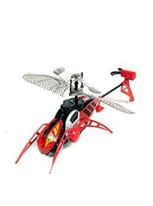 Air Raiders Nanocóptero Radiocontrol Insecta Tech 2 canales con vuelo interior