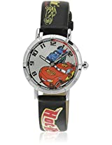 Cars 99112 Black/Multi Analog Watch