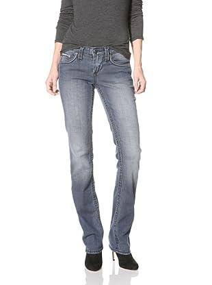 Stitch's Women's Maya Straight Leg Jeans (Breeze)