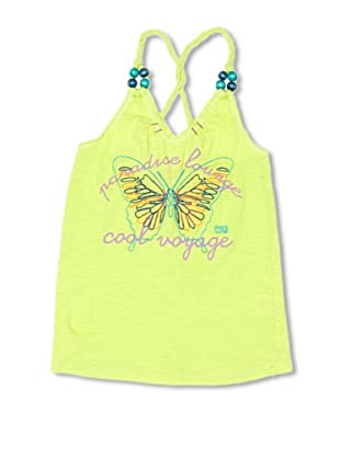 CKS Kids Camiseta Butterfly (Amarillo)
