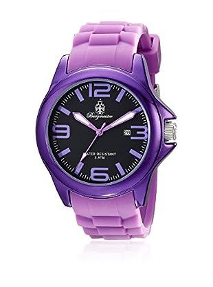 Burgmeister Quarzuhr  violett 45.00  mm