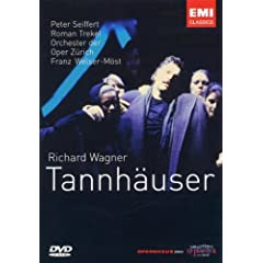 Richard Wagner - Tannhauser / J.D. Herzog, Welser-Most (Opernhaus Zurich 2003) [DVD] [Import]