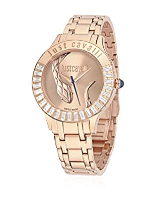 Just Cavalli Quarzuhr Woman Luminal roségold 39 mm