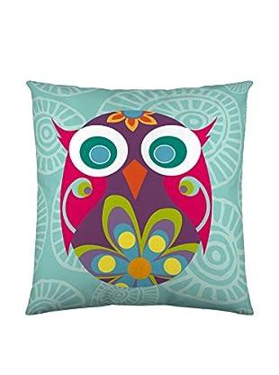 Valentina Kissenbezug Multi Owls