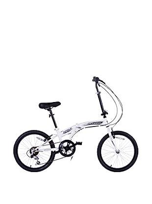 Schiano Cicli Bicicleta 20 I-Fold 07V.Shimano Blanco