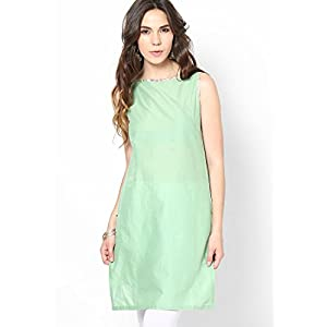 Cotton Green Kurta