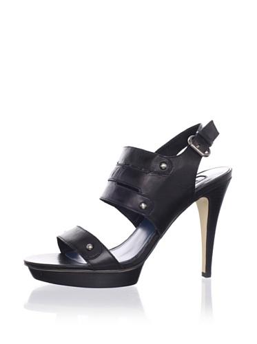 MaxStudio Women's Filly Sandal (Black)