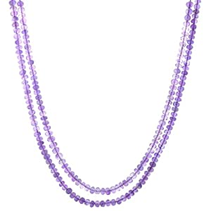 Pearl Paradise Amethyst String