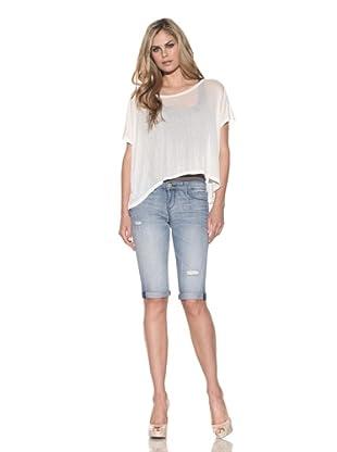 Habitual Denim Women's Thompson Shorts (Juliter with Studs)