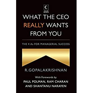 What the Ceo Really Wants from You