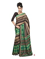 ewows Bhagalpuri Style E7518B Silk Saree