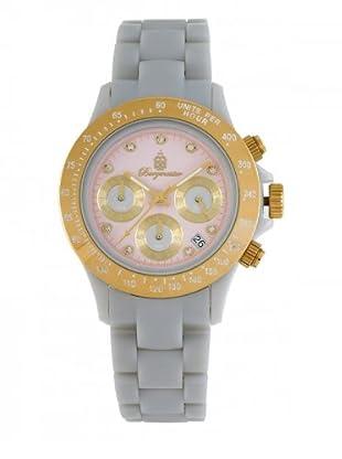 Burgmeister Damen-Uhren Chronograph Polycarbonat Florida BM514-060