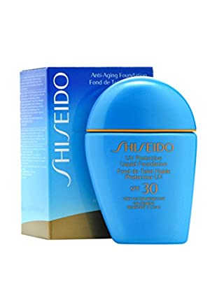 Shiseido Flüssige Foundation Protective N°60 Medium Beige 30 SPF 30.0 ml, Preis/100 ml: 93.3 EUR