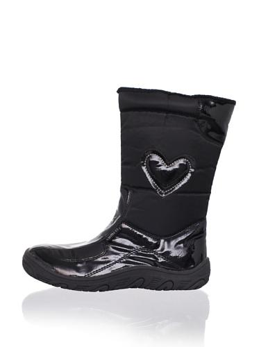 umi Kid's Ballari Boot (Todler/Little Kid/Big Kid) (Black)