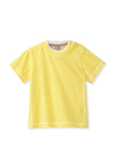 KANZ Baby Crewneck T-Shirt (Yellow)
