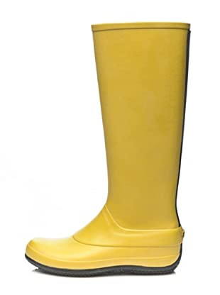 Pirelli Botas de Agua Mujer (amarillo)