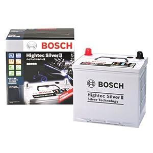 【クリックで詳細表示】BOSCH [ ボッシュ ] 国産車バッテリー [ Hightec Silver II ] HTSS-55B19L