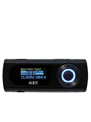 AIRIS Mp3 Con Podómetro 4gb