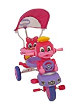 HLX-NMC KIDS TRICYCLE SMART DUCK PINK