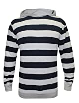 Pepe Jeans Grey Mellange Sweater With Hood
