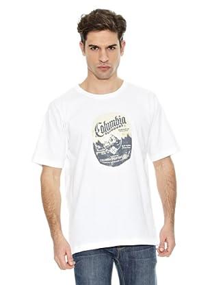 Columbia Camiseta Greenfield Tee (Blanco)