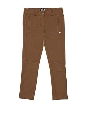 Pepe Jeans London Pantalón Britta (Marrón)